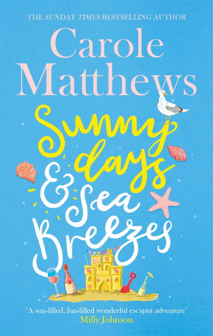Win a Copy of Sunny Days and Sea Breezes by Carole Matthews plus a Hamper!