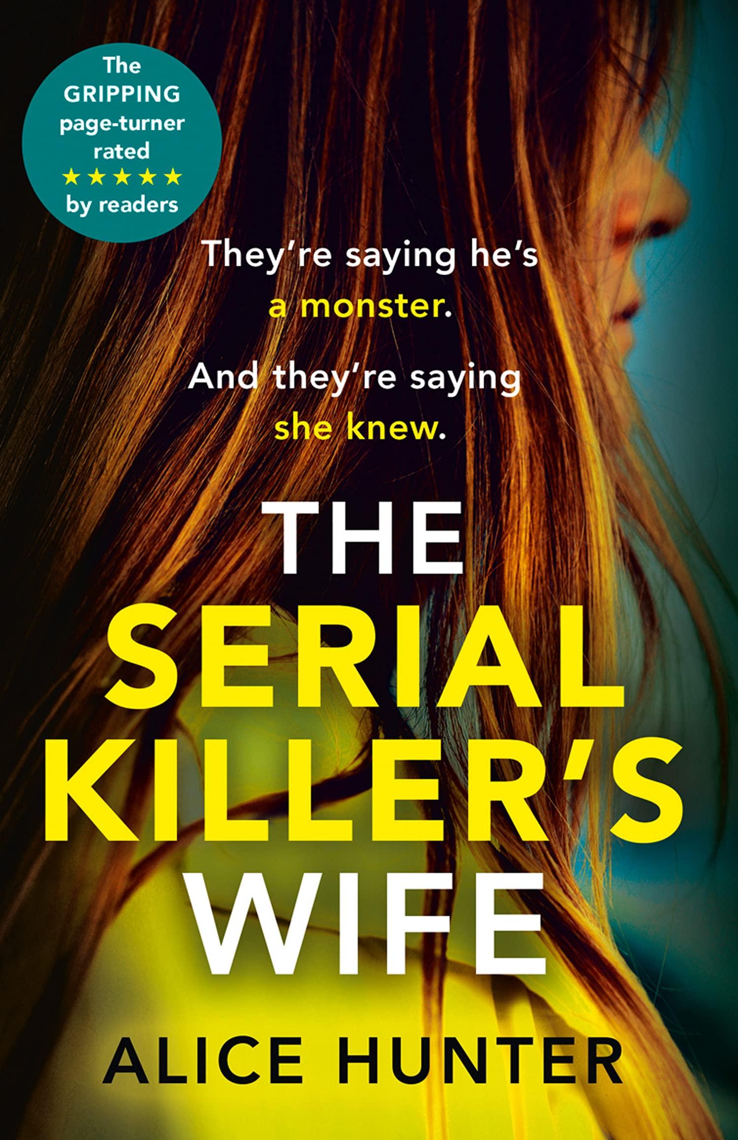 Win a paperback copy of The Serial Killer's Wife alongside a Colourblock Papier notebook.