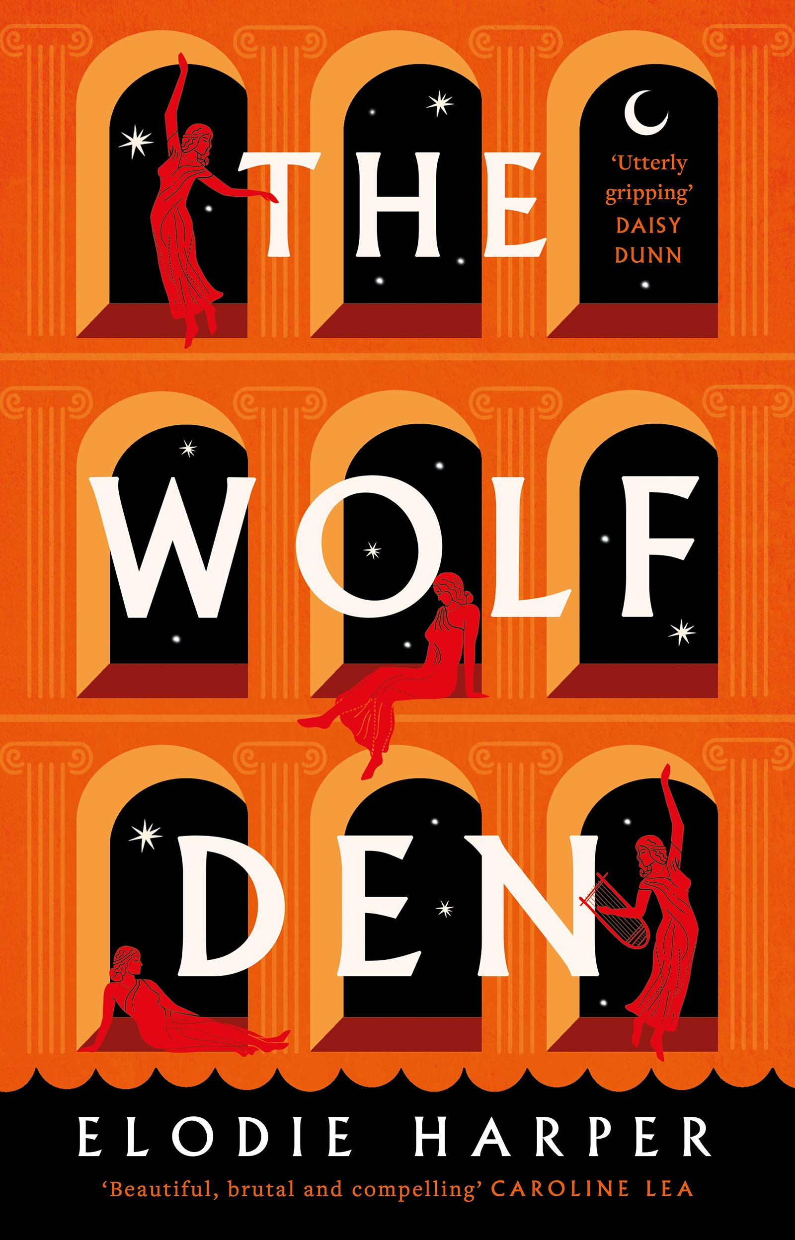 Win a Signed Hardback Copy The Wolf Den by Elodie Harper!