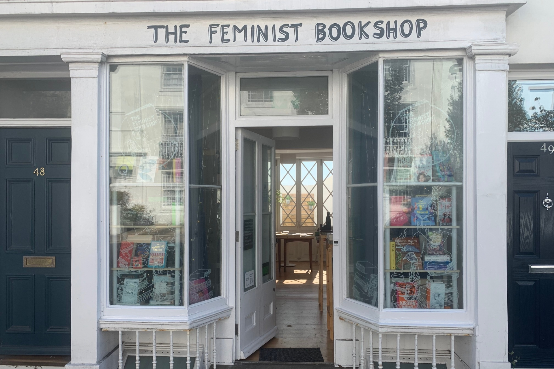 LoveReading Bookshop Feature: The Feminist Bookshop (Brighton)