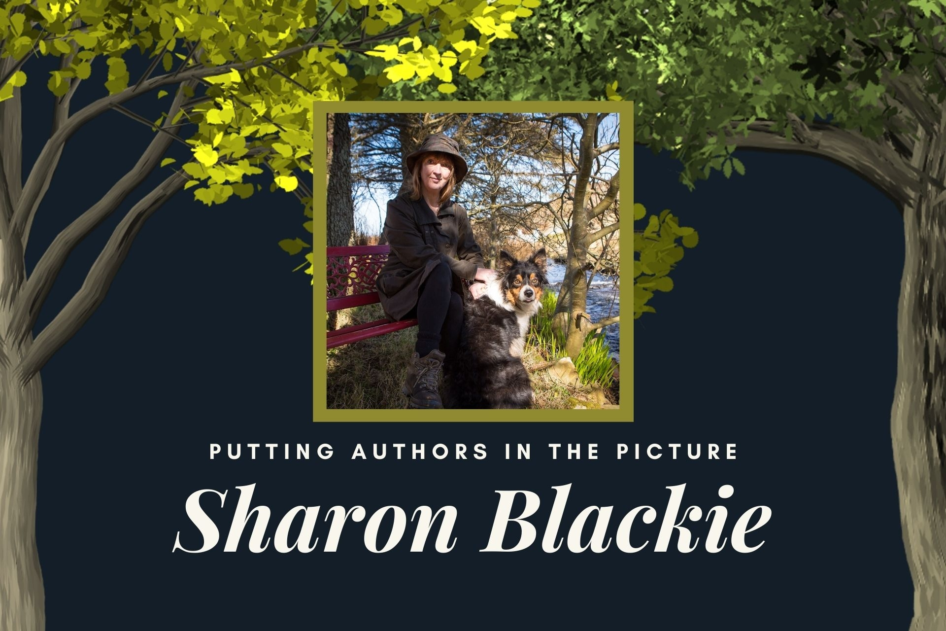 Putting Authors in the Picture #32: Sharon Blackie