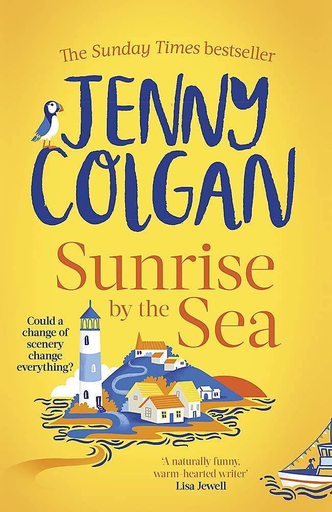 Win copies of 'Five Hundred Miles' and 'Sunrise by the Sea' by Jenny Colgan Plus Cornish Biscuits!