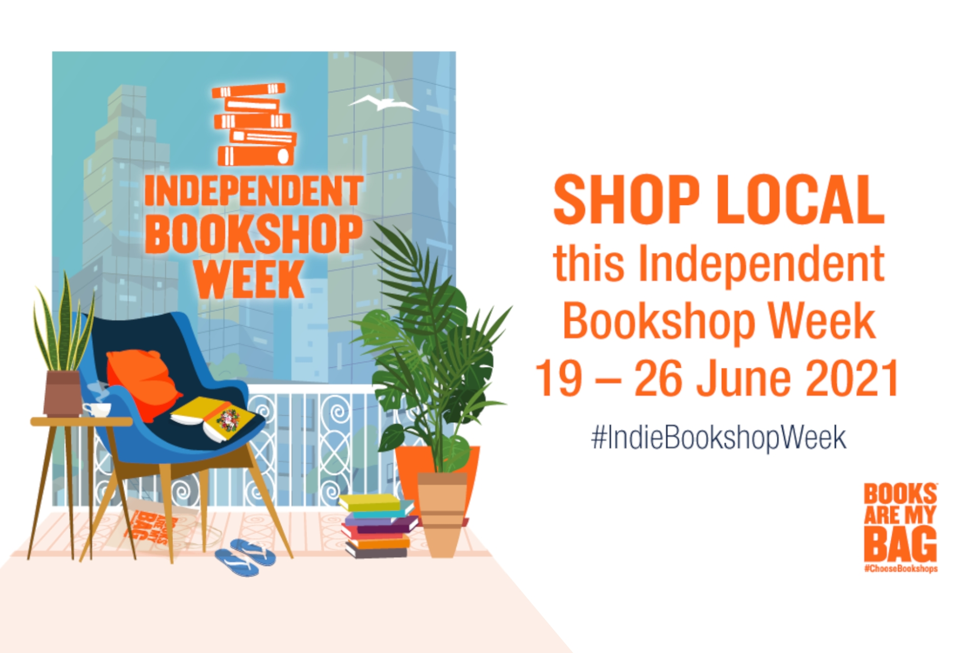 Lend a Helping Hand and Support #indiebookshops This Independent Bookshop Week: 19th-26th June
