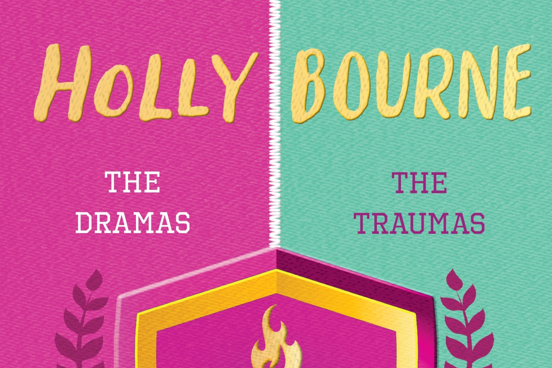 Author of the Month, Holly Bourne