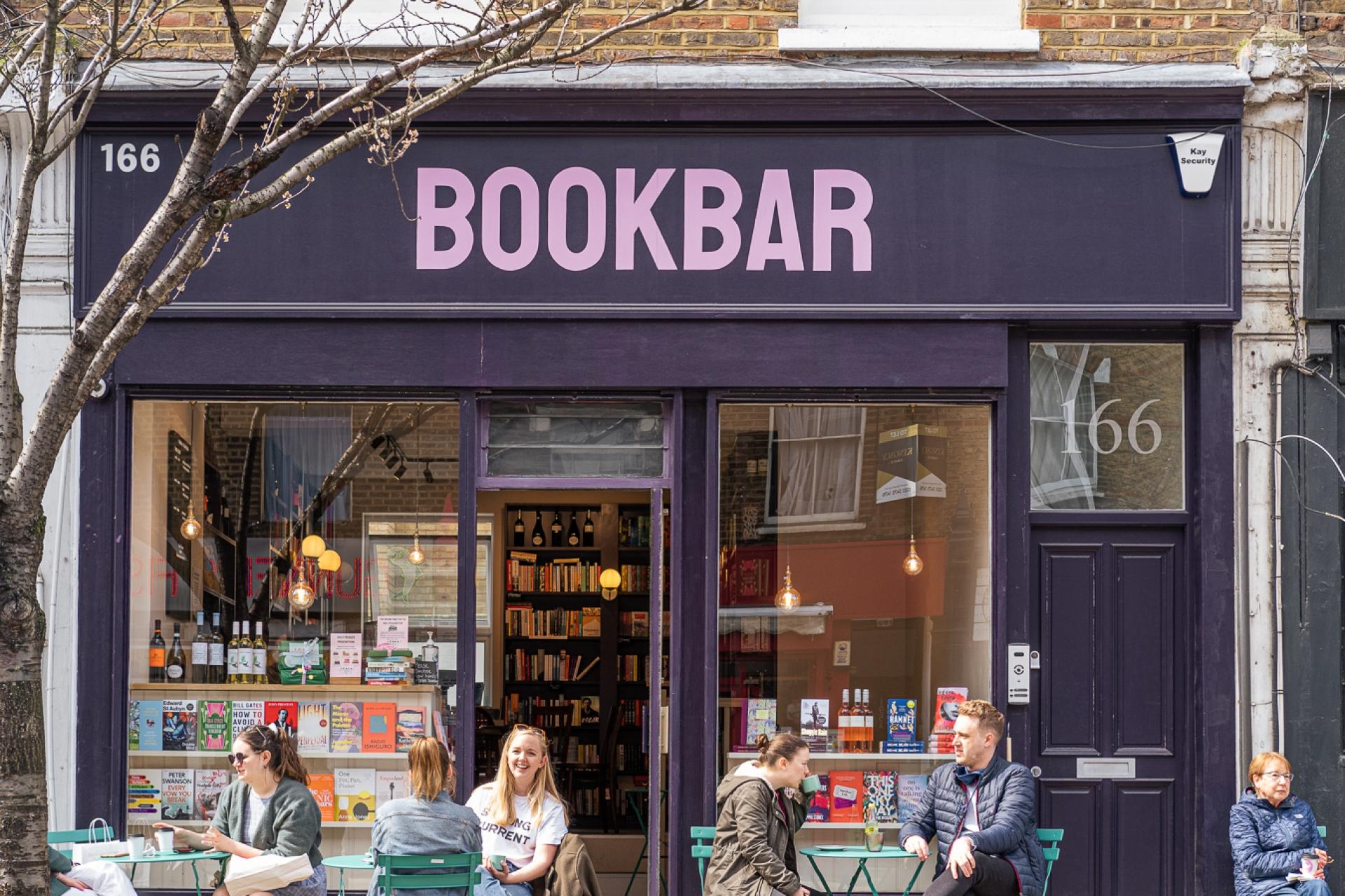 LoveReading Bookshop Feature: BookBar (London)