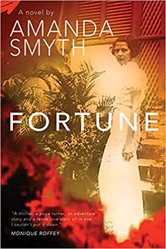 Win a Signed Copy of Fortune by Amanda Smyth and a Tote Bag