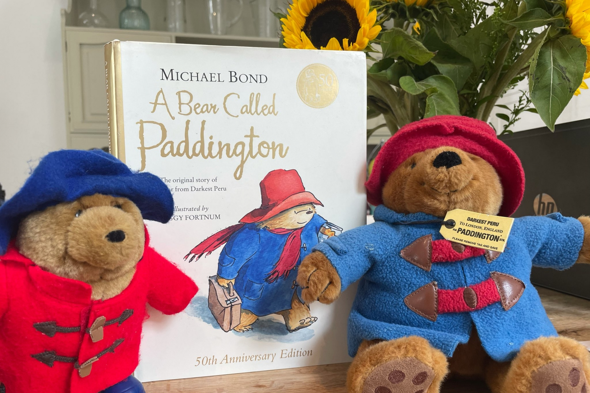 Paddington: The Story of a Bear Exhibition