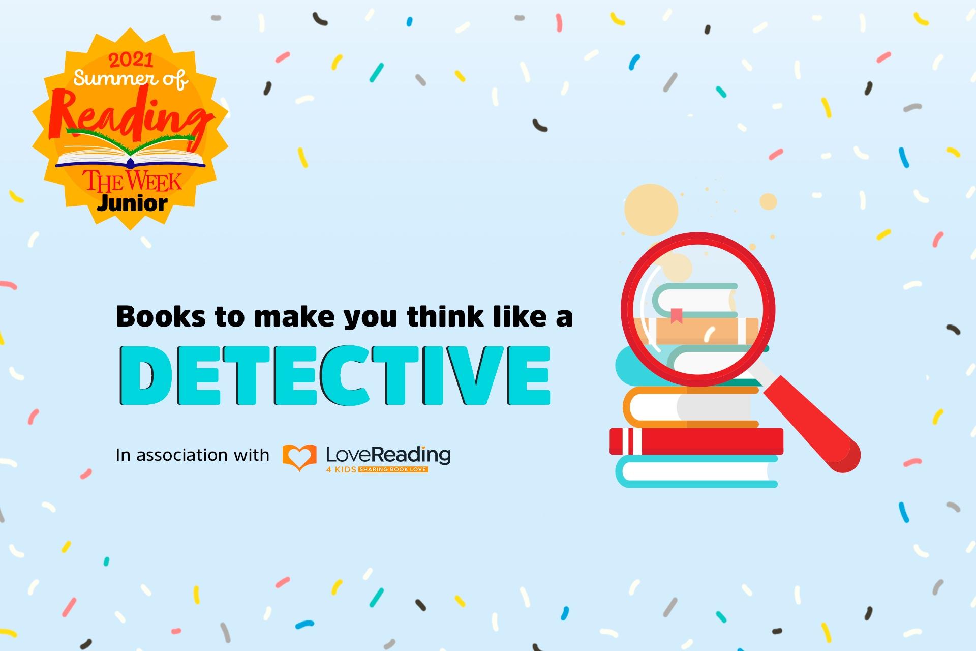 Books to make you think like a detective