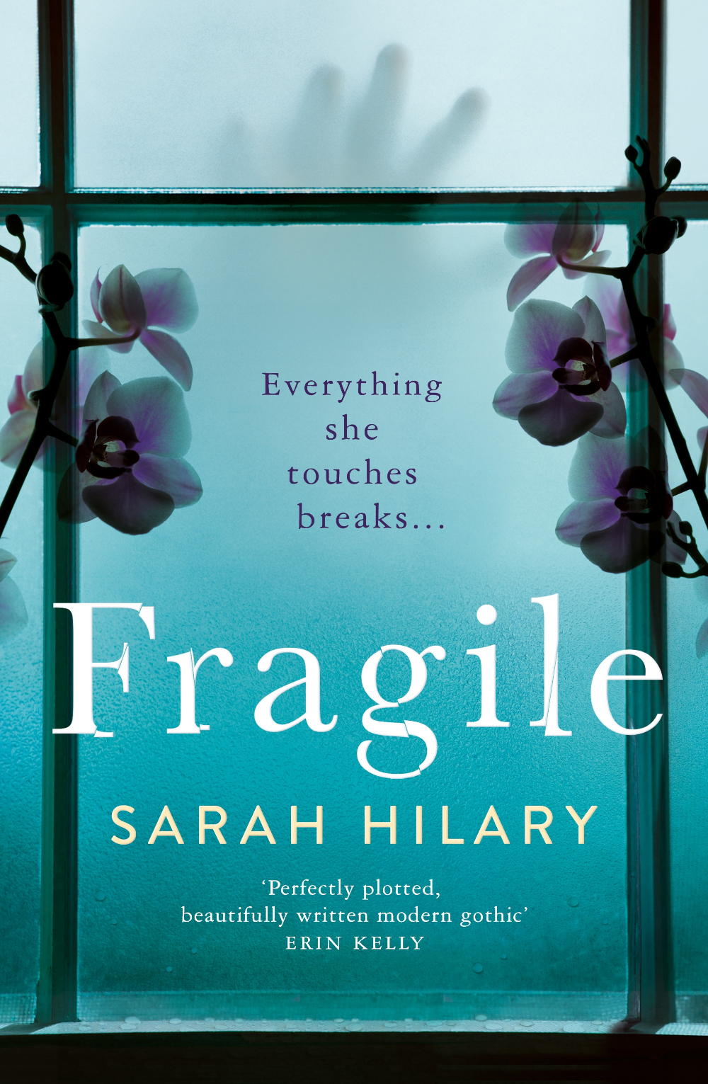 Win a Signed Copy of Fragile by Sarah Hilary
