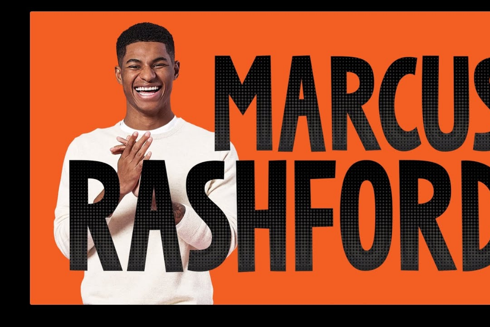It's coming home! Isn't it? It is if you listen to Marcus Rashford 's children's book You Are A Champion