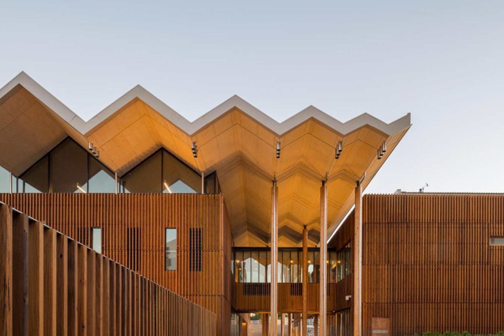 The IFLA shortlist for the world's best public library 2021 is announced