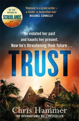 Win Paperbacks of Scrublands, Silver and Trust by Chris Hammer Plus a bottle of Rum