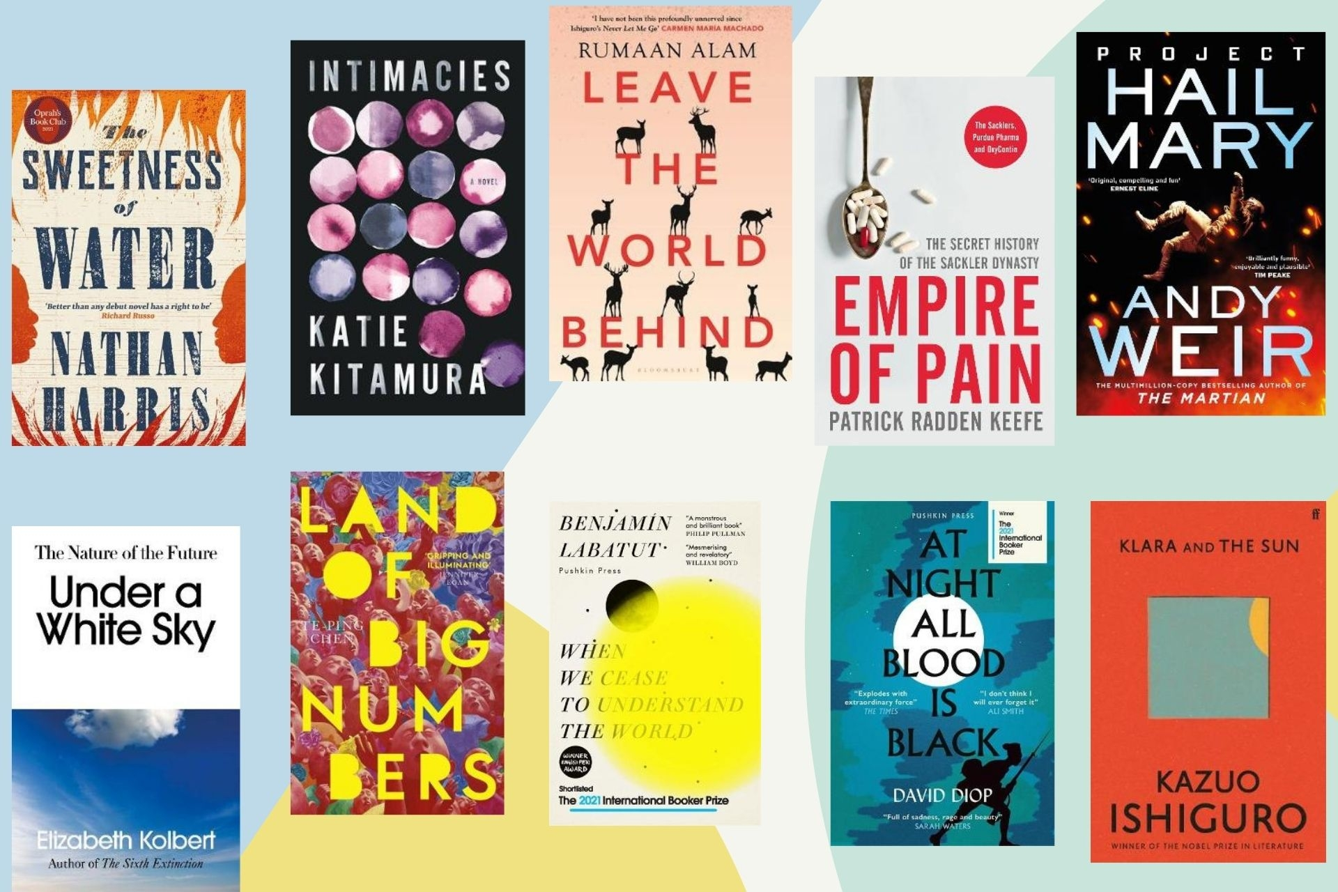 The 11 books President Obama recommends you read this Summer