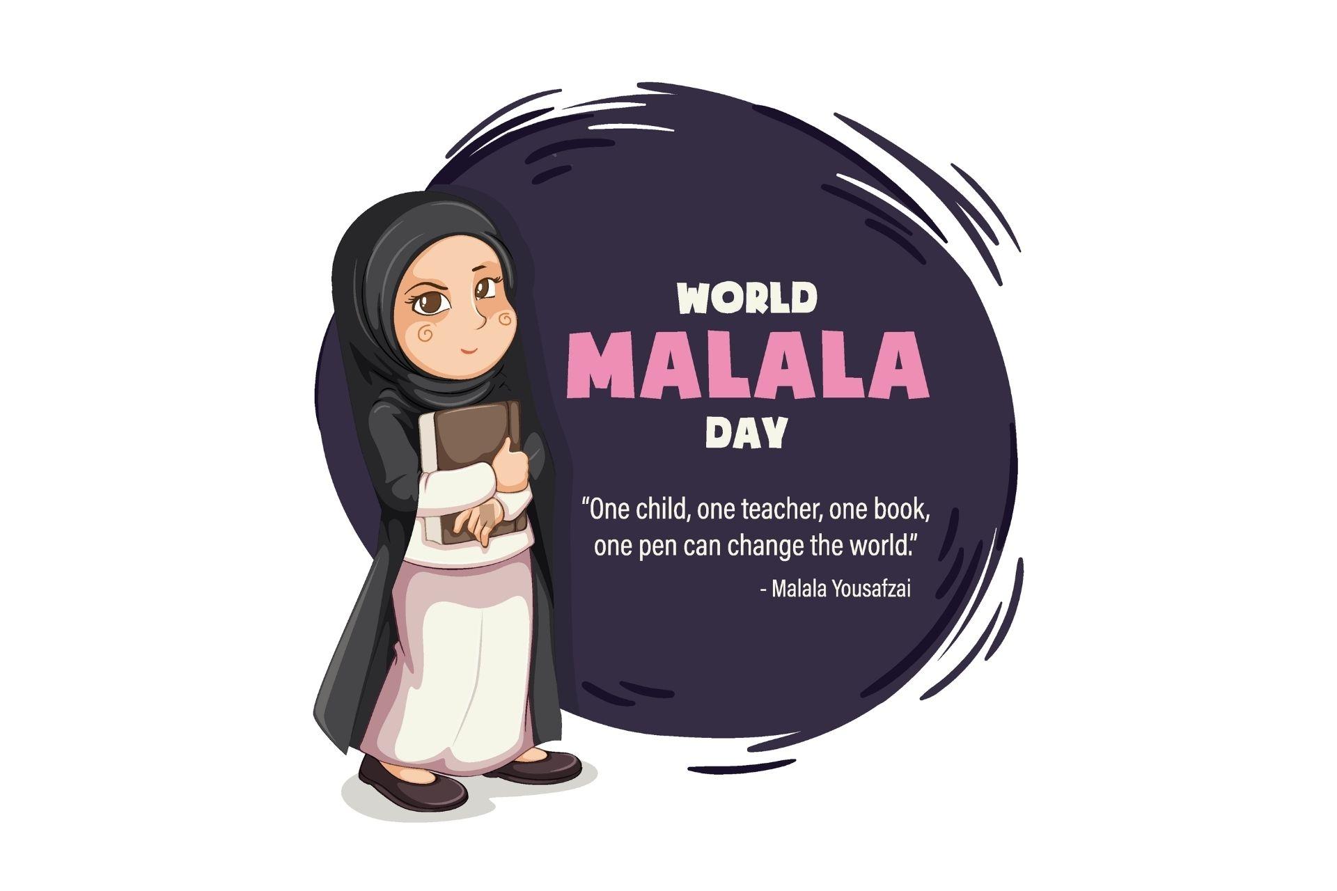 Children's Books to Celebrate Malala Yousafzai this Malala Day