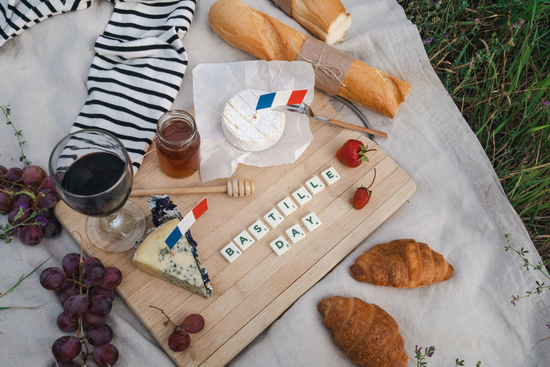 Celebrate Bastille Day 2021 with this Feast of Novels with French Connections