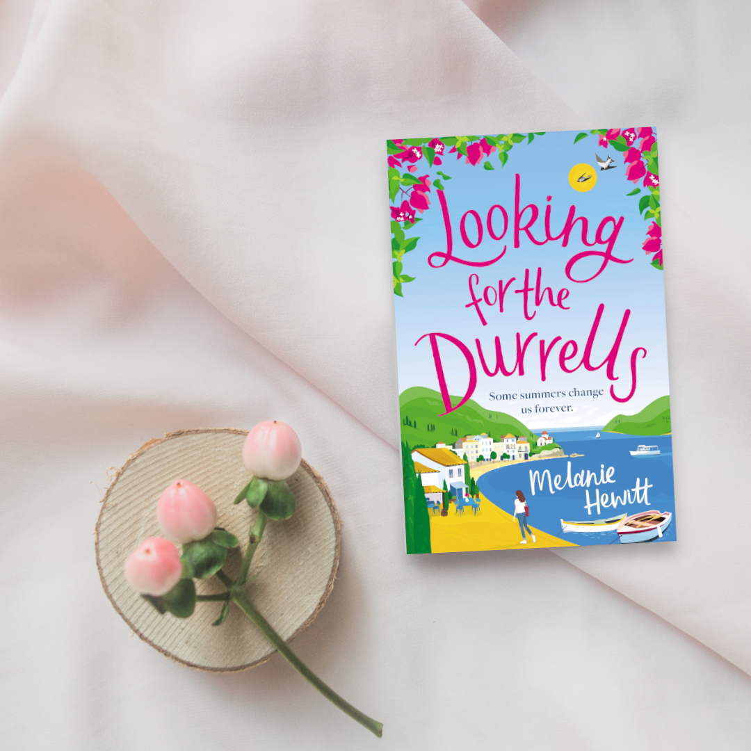 Win a copy of Looking for the Durrells by Melanie Hewitt and a £100 Jo Malone voucher