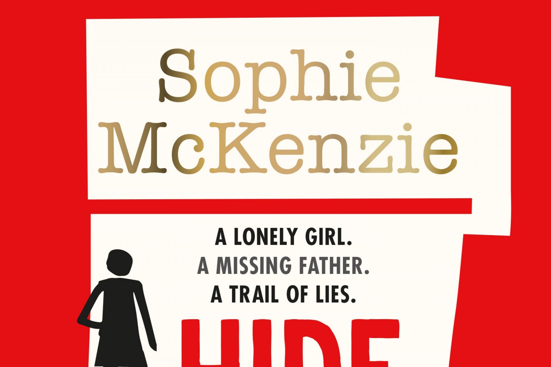 Author of the Month, Sophie McKenzie