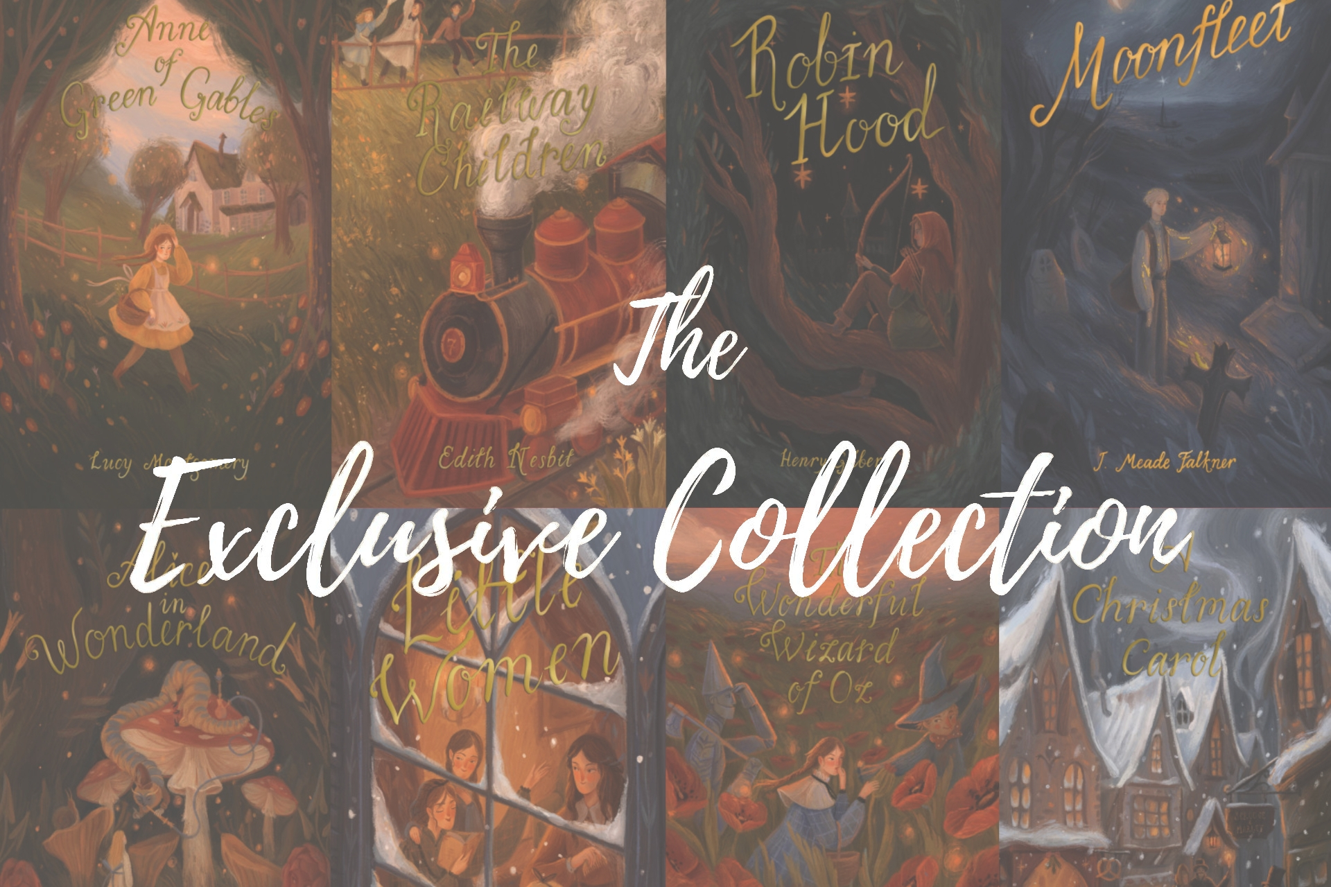 Wordsworth Exclusive Collection