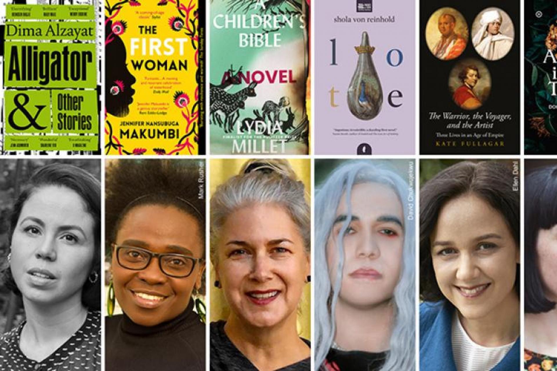 The James Tait Black Prizes, Britain's longest running literary awards, announce shortlist