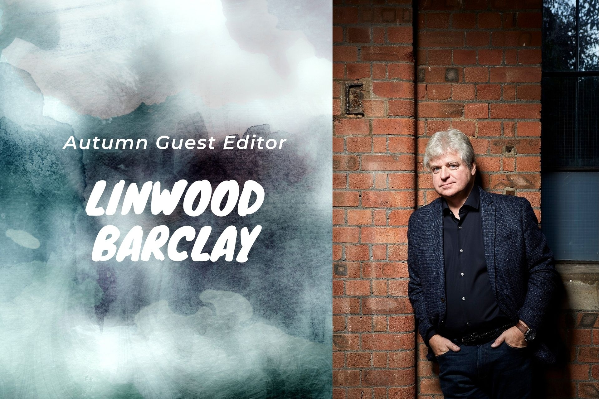 Guest Editor, Autumn 2021 - Linwood Barclay