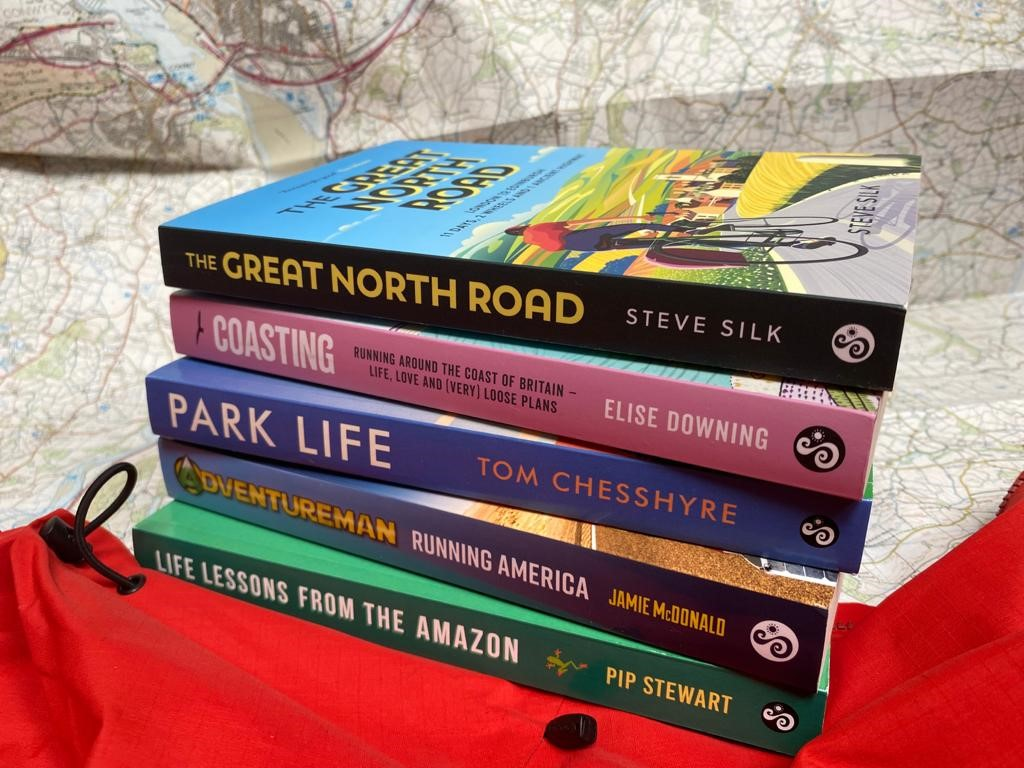 Win a bundle of Summersdale's brilliant outdoor books!