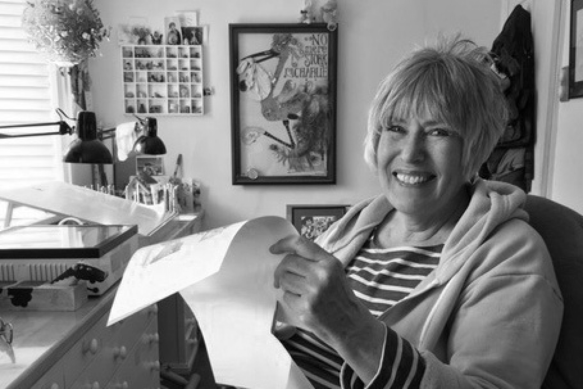 We say goodbye to Jill Murphy, author of The Worst Witch, who dies aged 72