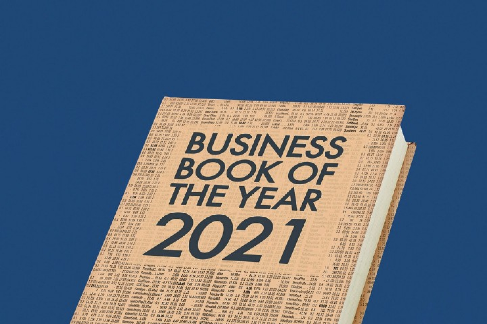 Longlist revealed for the FT Business Book of the Year Award 2021