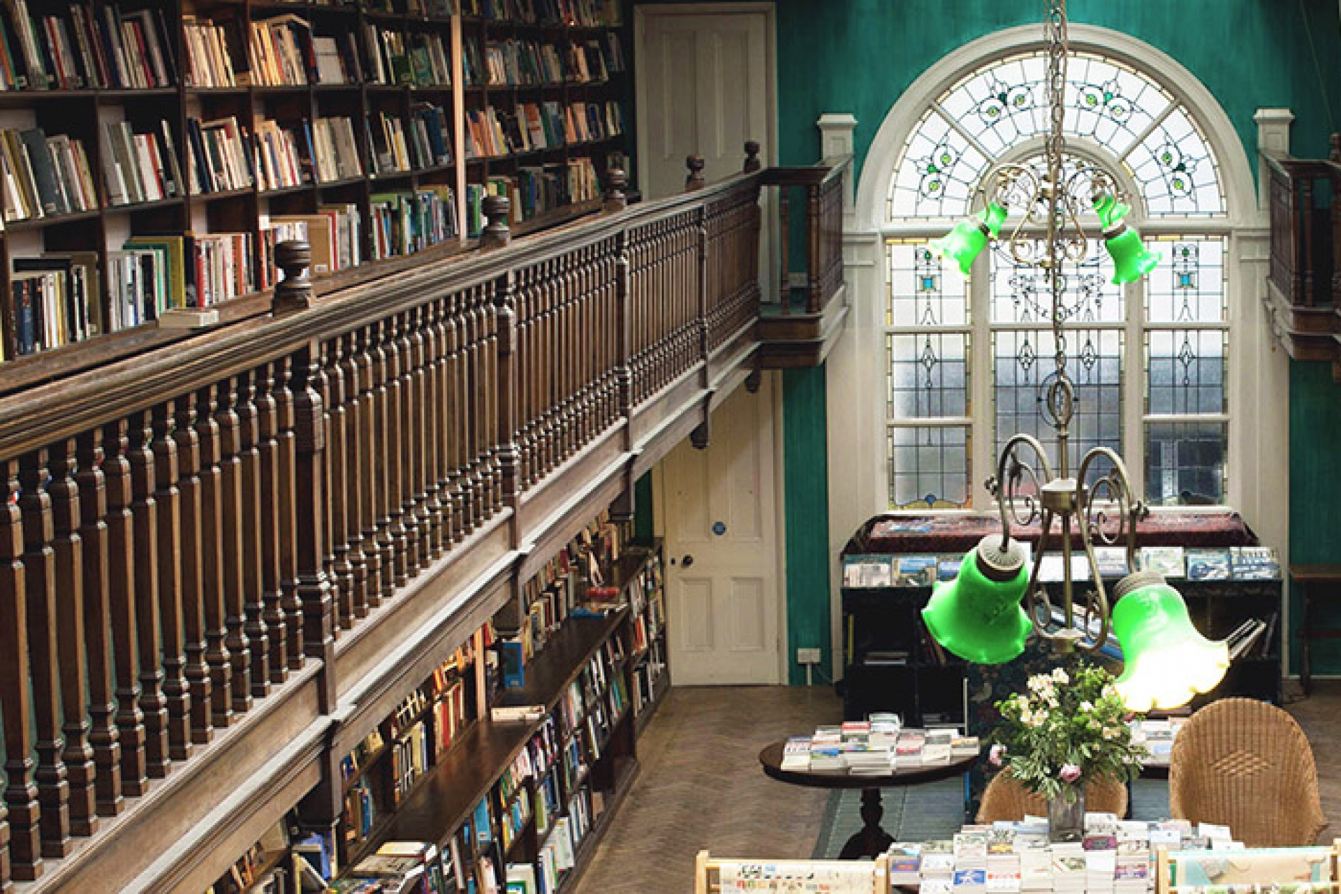 World's most instagrammed bookshops revealed with two British stores in the top 15
