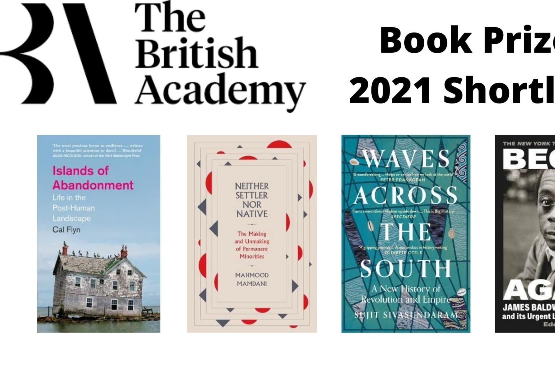 British Academy Book Prize for Global Cultural Understanding Shortlist Revealed