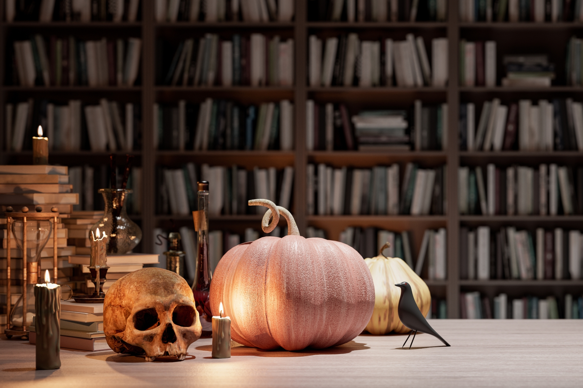 9 Chilling and Thought-Creeping Tales To Feast Your Eyes on These October Nights