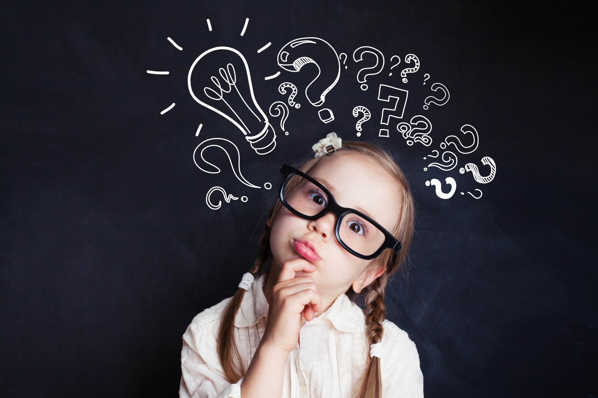 New research shows that 80% of parents can't answer their children's questions about the world. Here's some help...