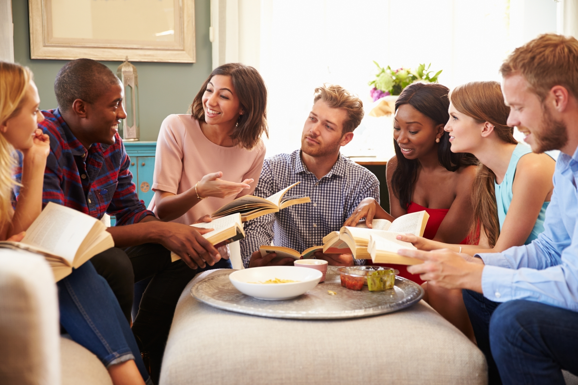 Happy National Reading Group Day - Find Your Next Book Club Read