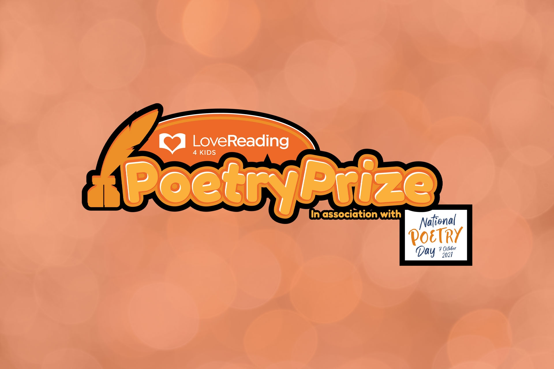 Shortlist announced for the 2021 LoveReading4Kids Poetry Prize - vote for your favourite in the People's Choice!