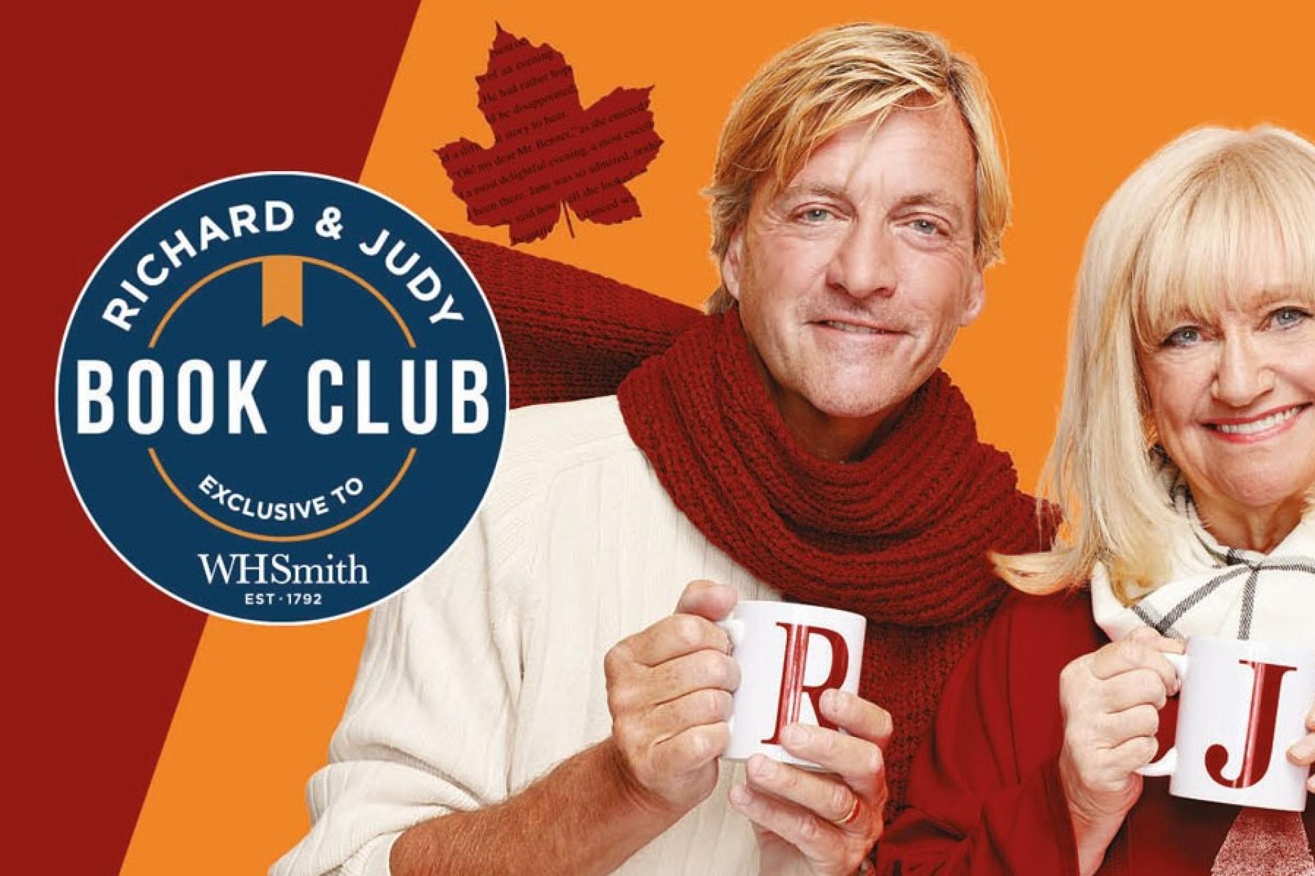 Richard & Judy Book Club Autumn Picks Revealed