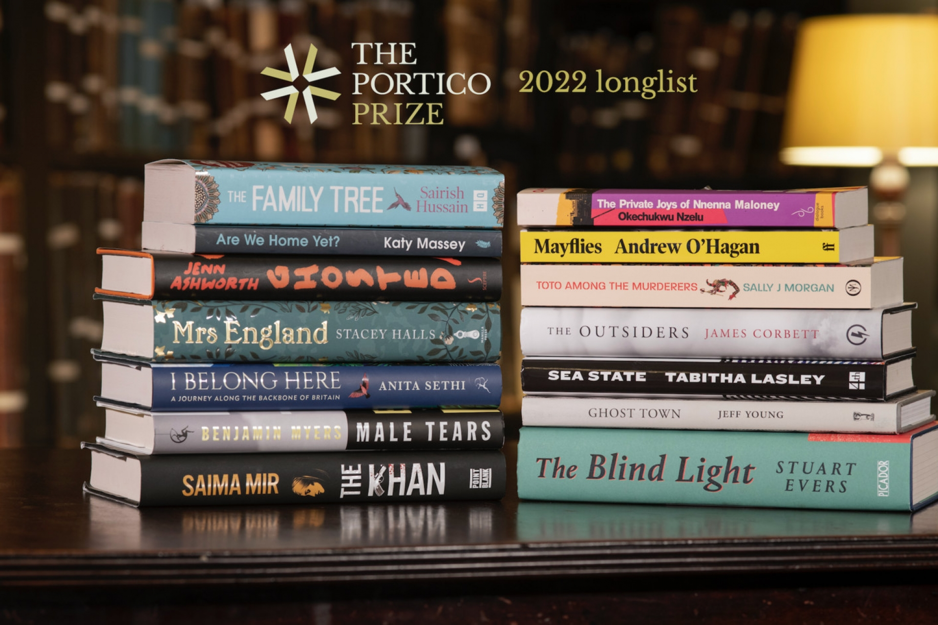 Portico Prize reveals 2022 longlist for the book that best evokes the spirit of the North of England