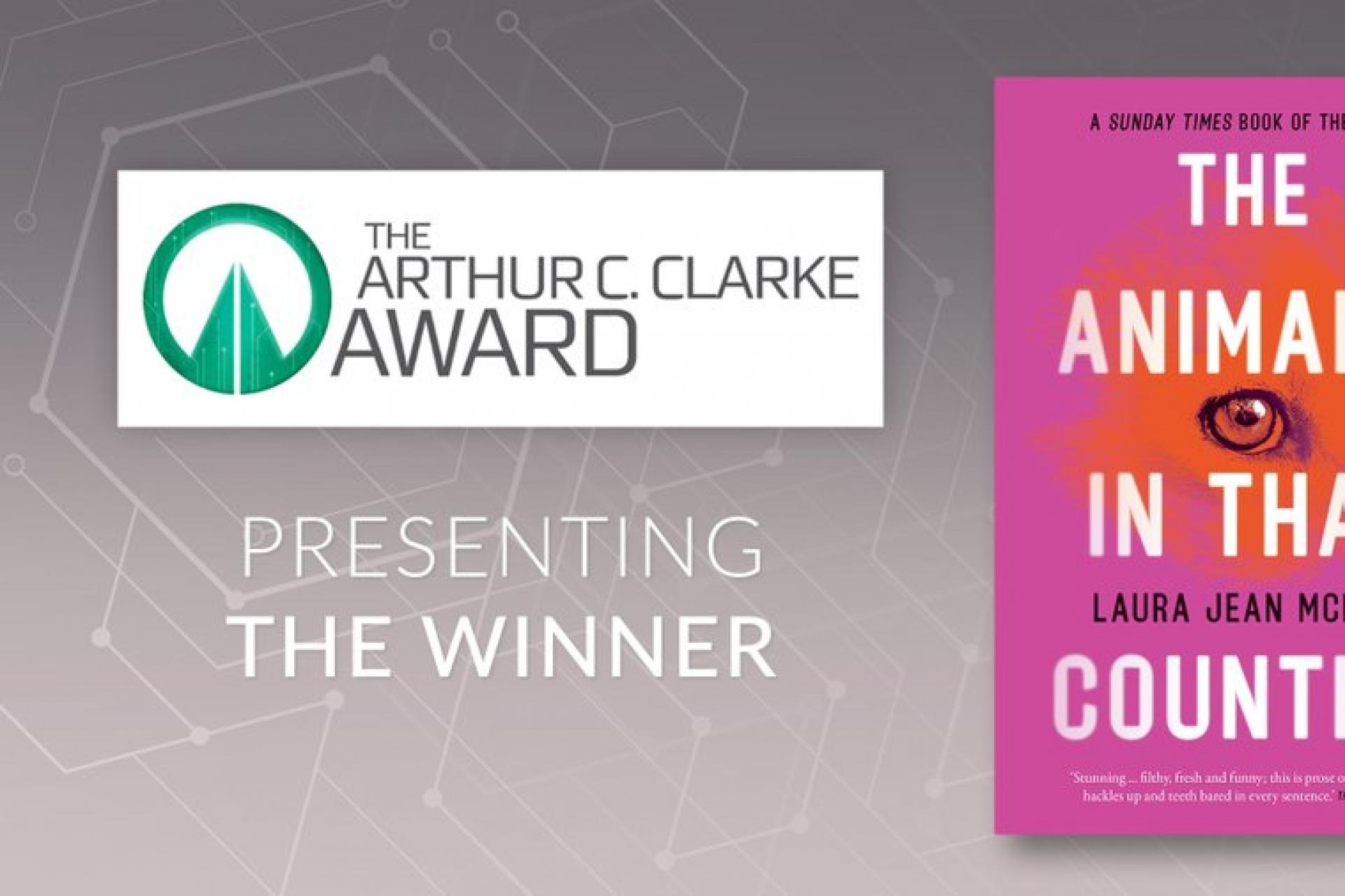 Arthur C. Clarke 2021 Award Winner Revealed for best science fiction novel