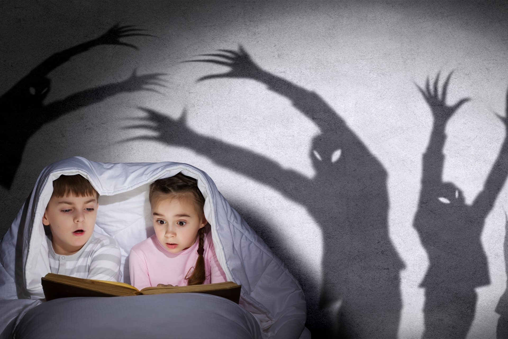 Scary Reads for Halloween!