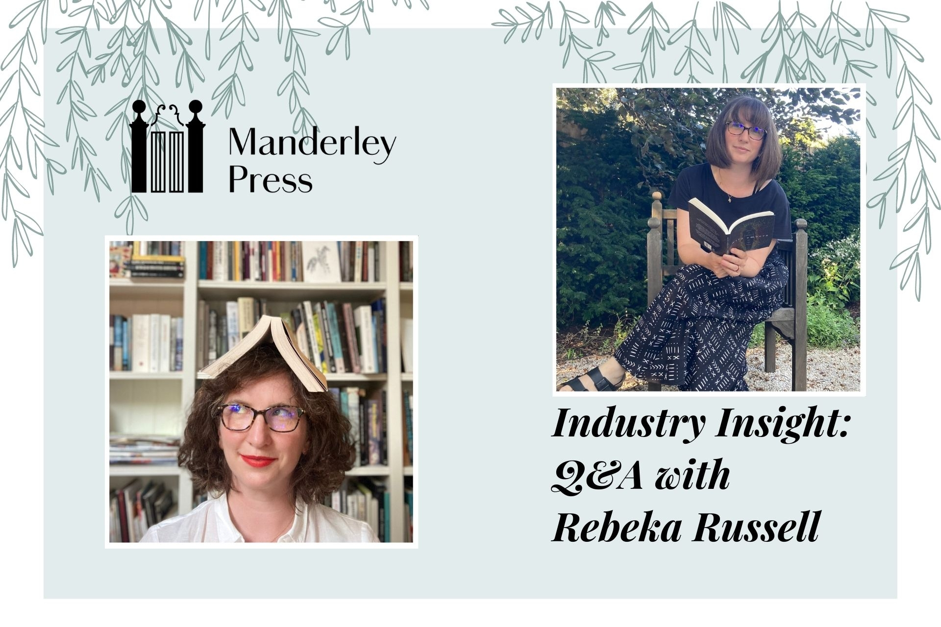 Industry Insight: Q&A with Rebeka Russell (Manderley Press)