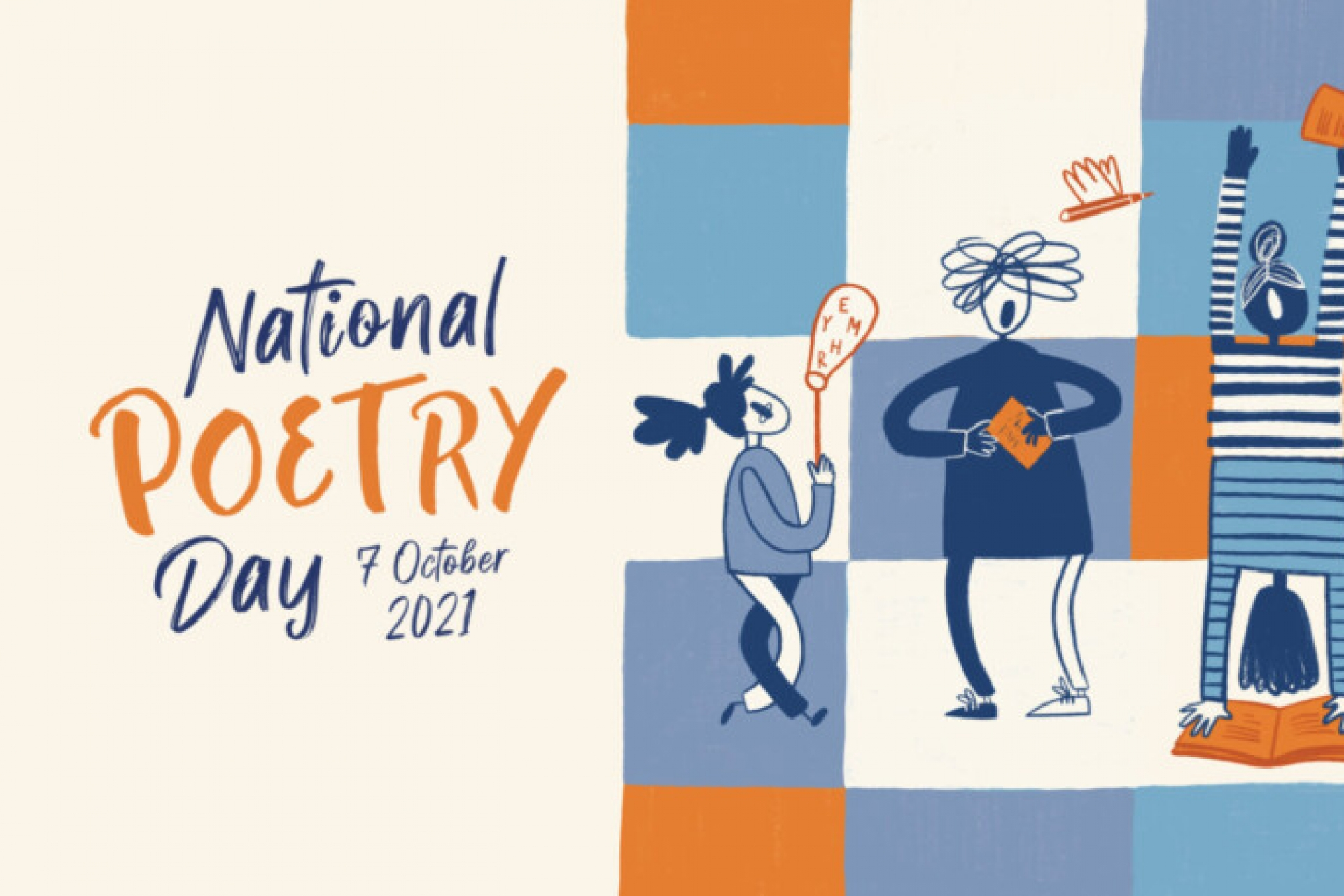 28 Books Celebrating our Love of Poetry this National Poetry Day