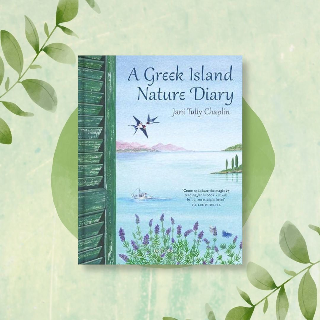 Win A Copy of A Greek Island Nature Diary by Jani Tully Chaplin