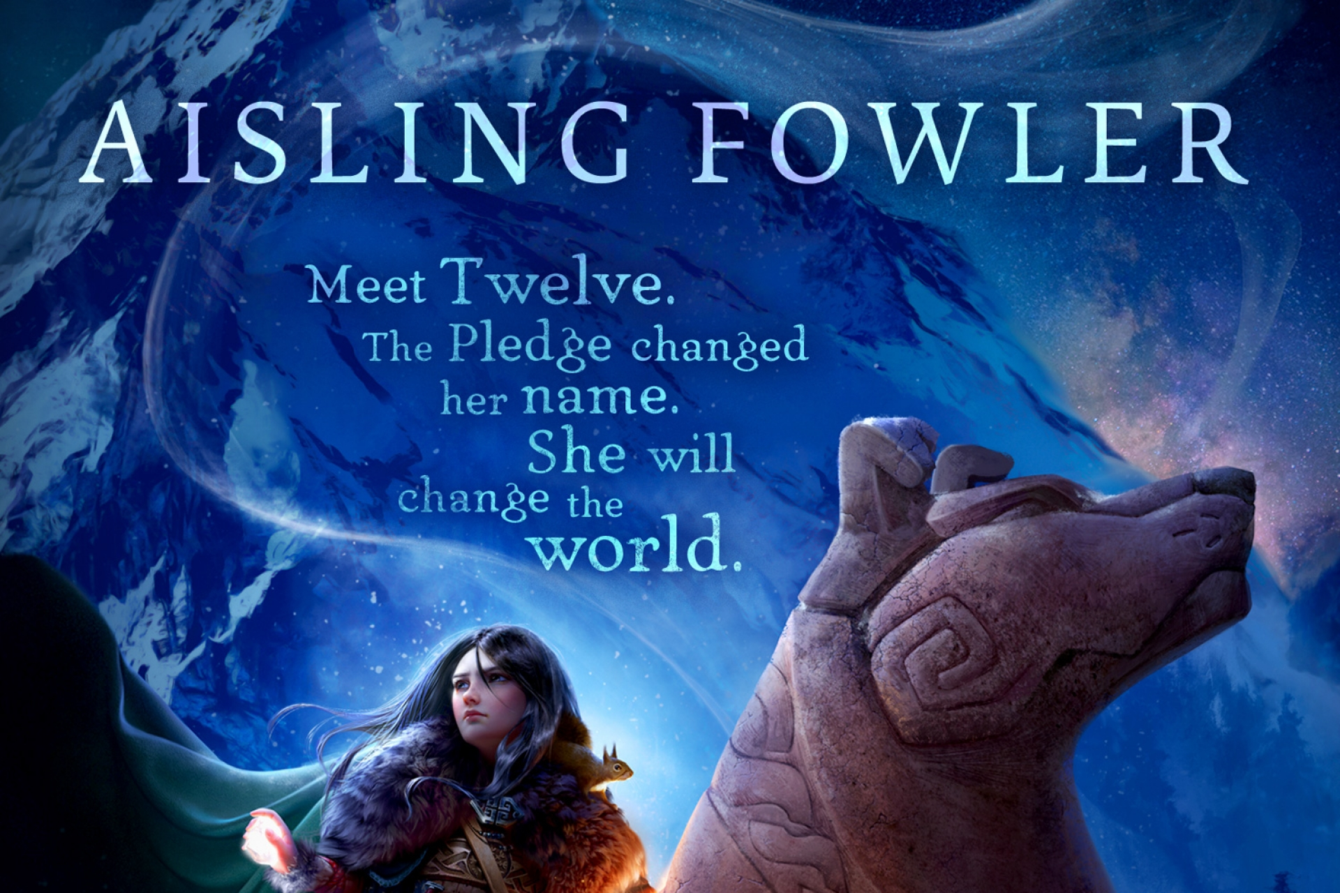 Debut Author of the Month, Aisling Fowler