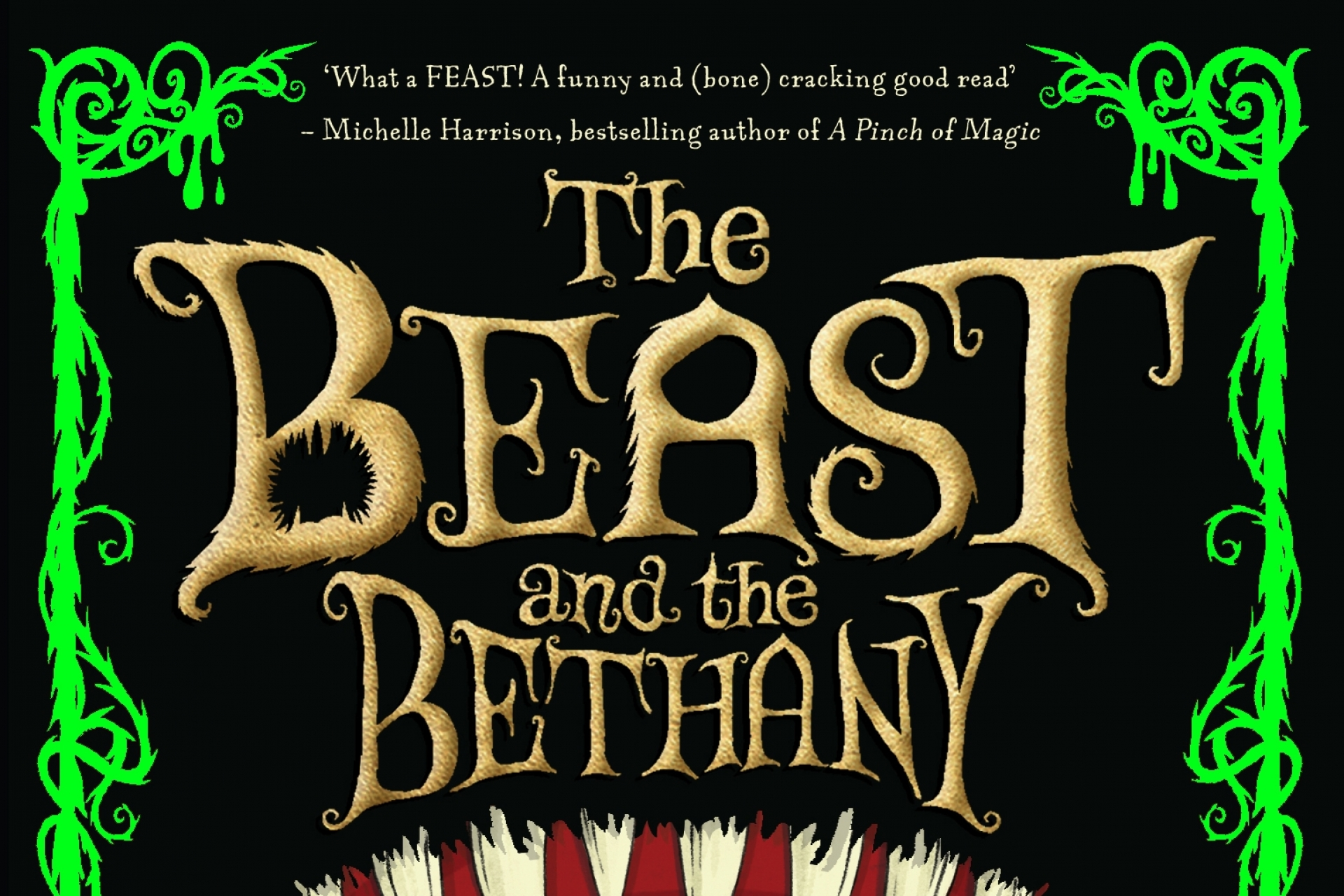 The Beast and the Bethany - our Series of the Month