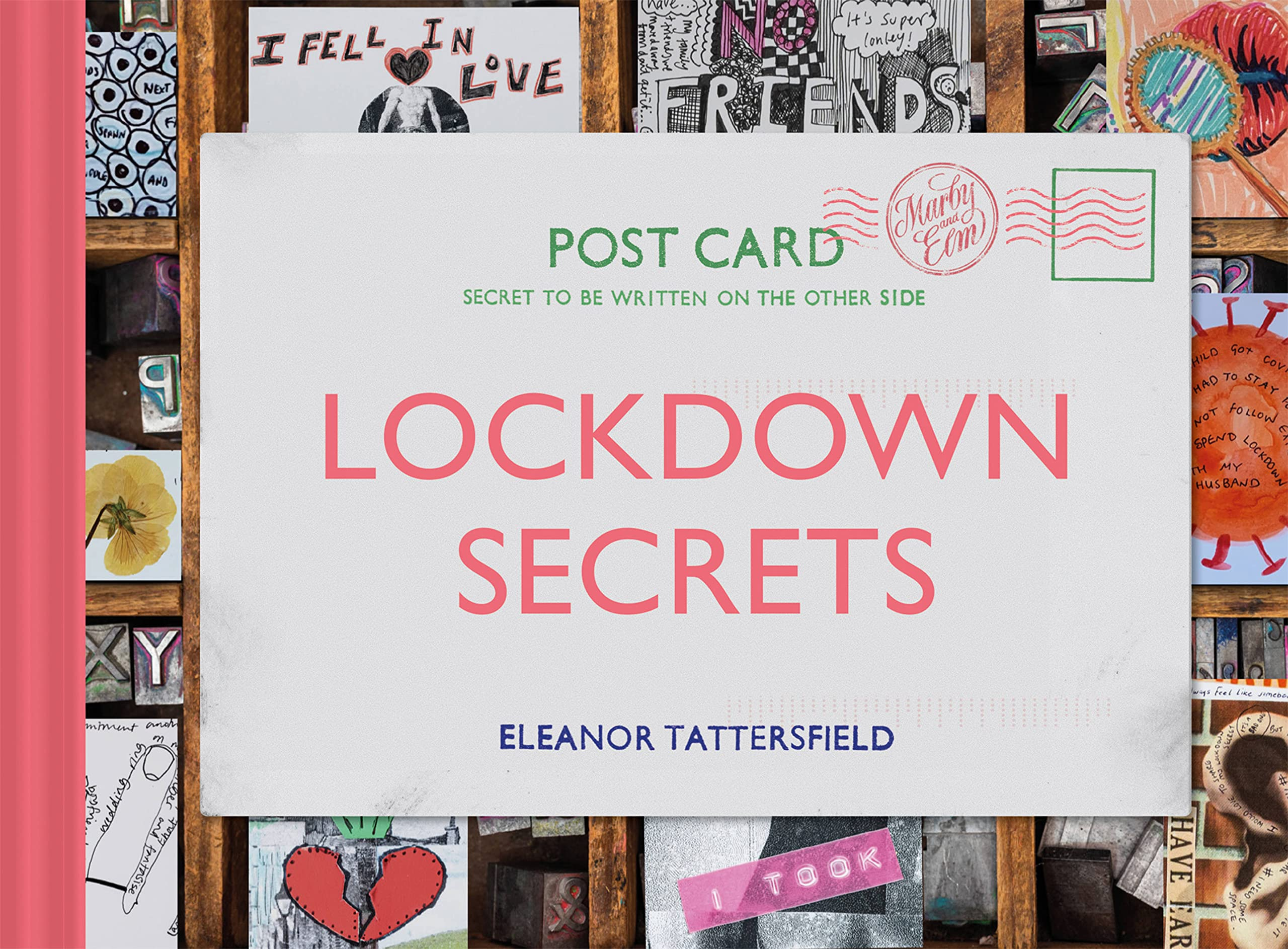 Share a Secret and Win a Copy of Lockdown Secrets and a Pampering Treat for Two