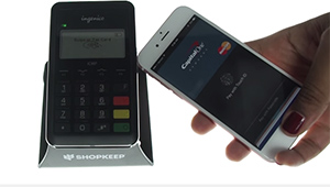 ShopKeep and Apple Pay