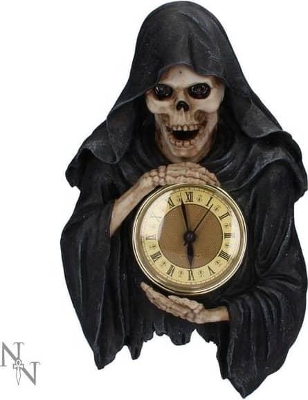 Darkest Hour Skull Figurine