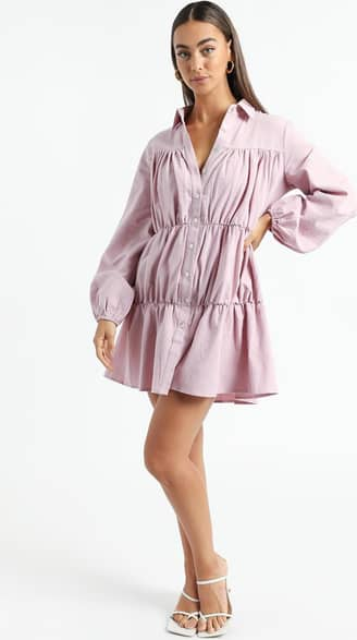 Showpo Abhy Dress in Pink - 06 Casual Outfits