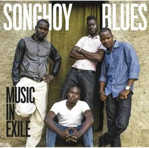 Songhoy Blues - Music In Exile CD