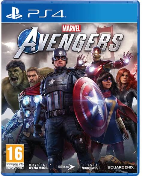 Marvel's Avengers PS4 Game