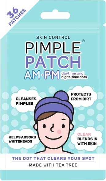 Skin Control Mixed AM & PM Pimple Patch 36 Patches