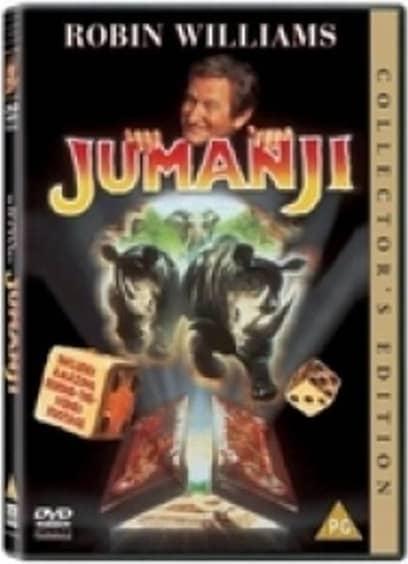 Jumanji Collector's Edition DVD